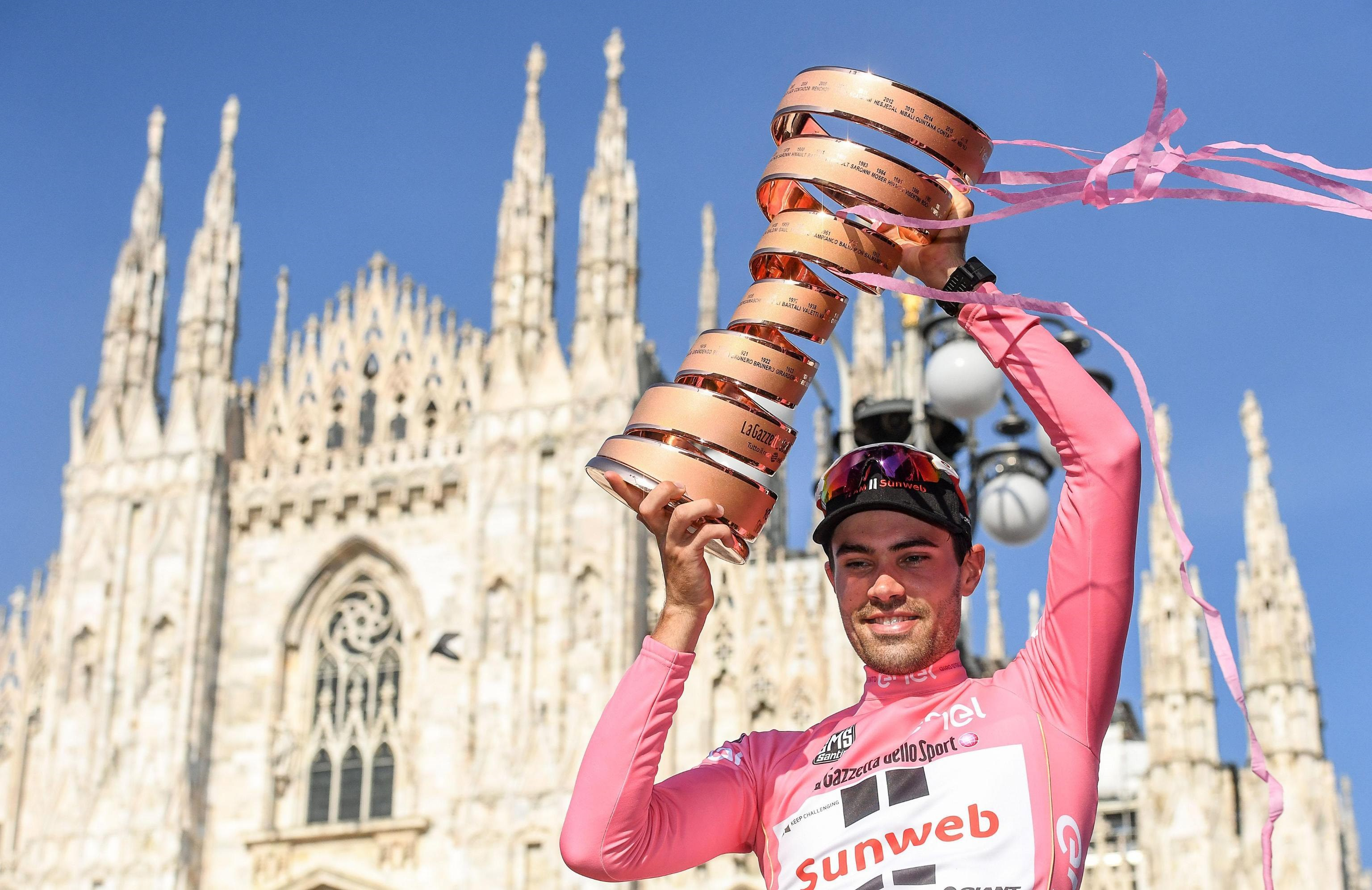 On this day in 2017: Tom Dumoulin wint als eerste Nederlander de Giro