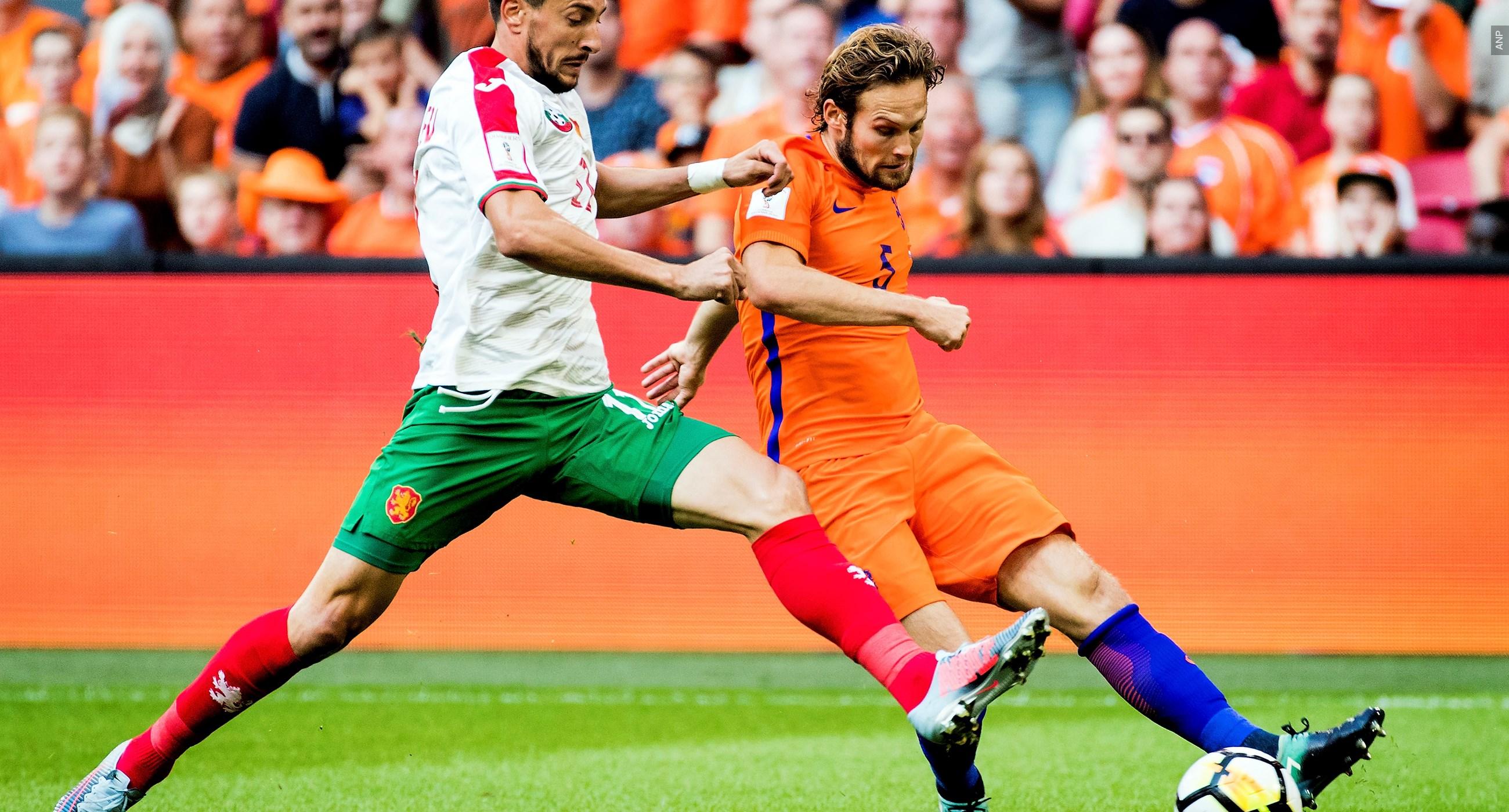 Oefeninterland: Portugal-Nederland
