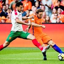 Voetbal: Portugal-Nederland