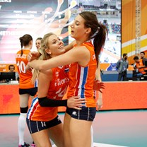 Volleyball Nations League: Nederland-Polen