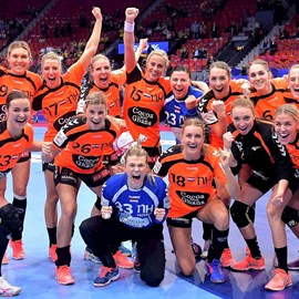 TeamNL_Handbal Dames