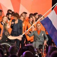 Paralympische ploeg telt 10 sporters