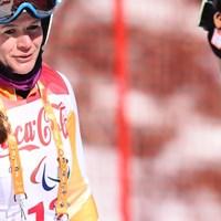 Anna Jochemsen zesde op Super-G