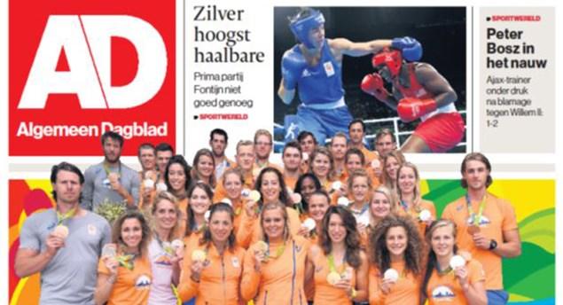 De Persgroep Nederland - AD