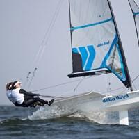 Elf Nederlandse boten naar medalracesMedemblik Regatta