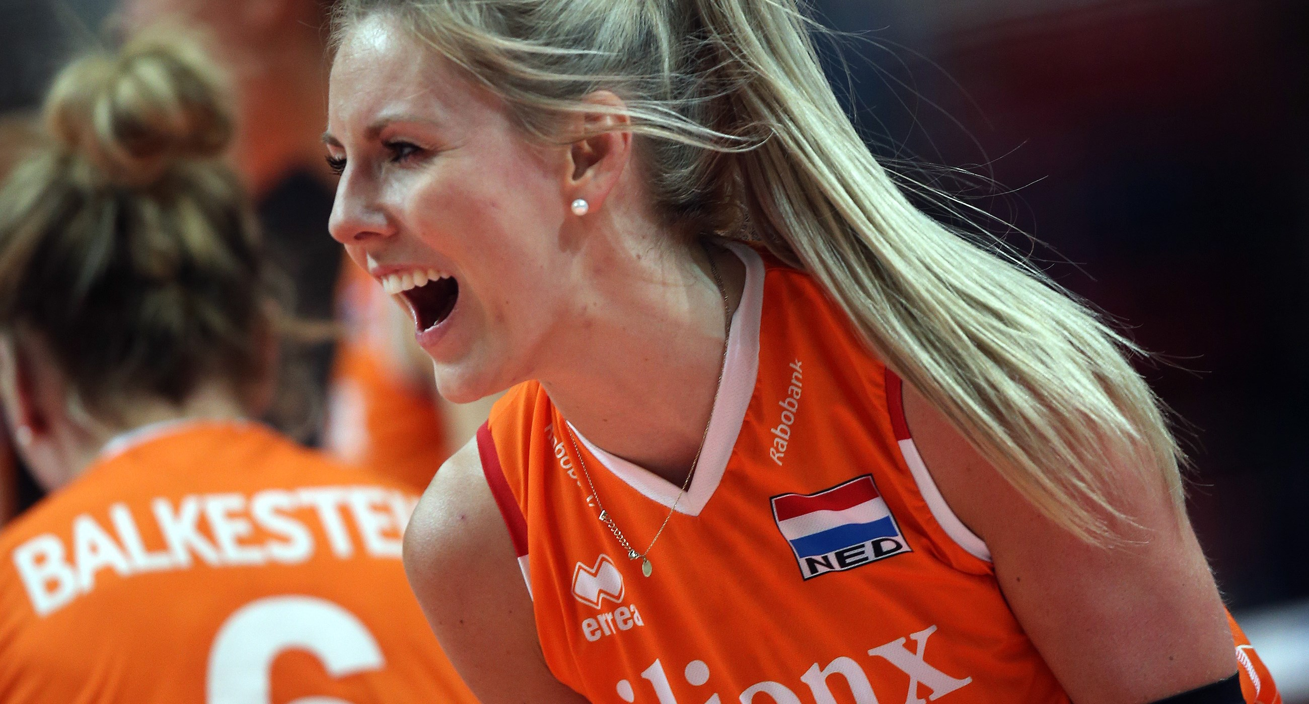 Volleyball Nations League: Nederland-Duitsland