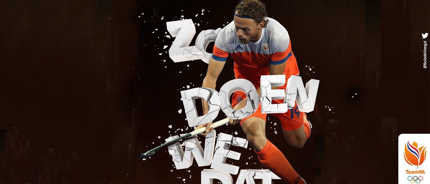 Bestel tickets voor de Champions Trophy in Breda