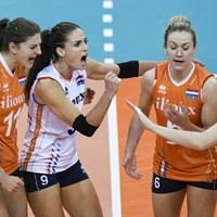Oranje naar Final Six van Volleyball Nations League
