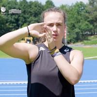 18-jarige atlete Jorinde van Klinken naar EK