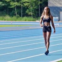 Jamile Samuel en de kunst van het sprinten