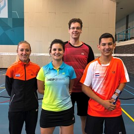Badminton (Paralympisch)
