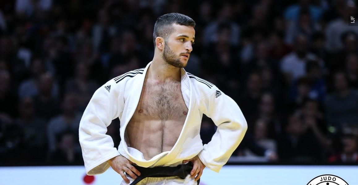 Judoka Tsjakadoea vecht zich terug na lastig jaar