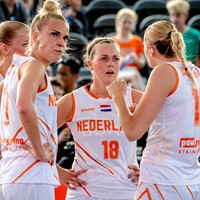 Weekblog TeamNL: Basketbalsters openen WK met winst en verlies