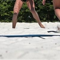 Marleen van Iersel brengt een ode aan het zand