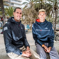 Dorian van Rijsselberghe en Kiran Badloe: medaille is van ons allebei