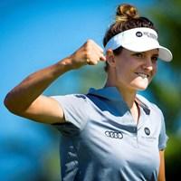 Anne van Dam eerste Nederlandse golfster op Olympische Spelen