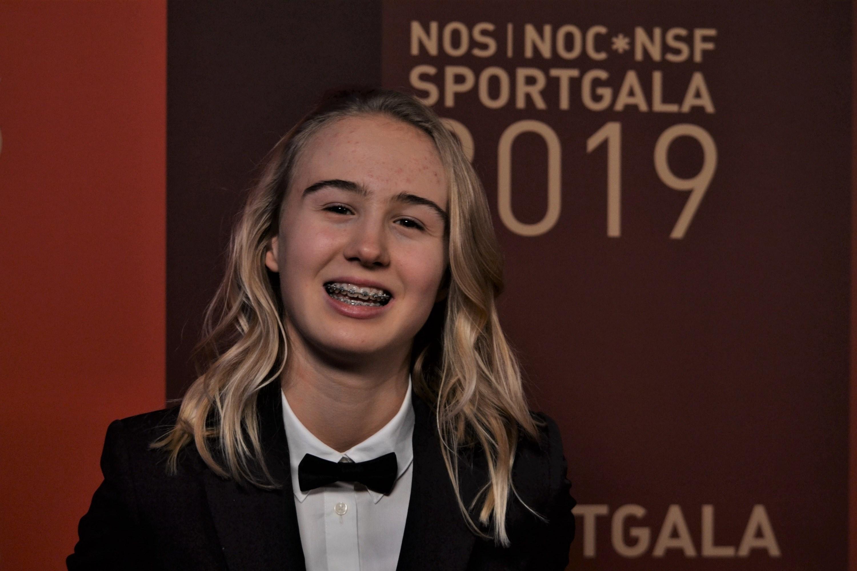Keet Oldenbeuving krijgt Young Talent Award