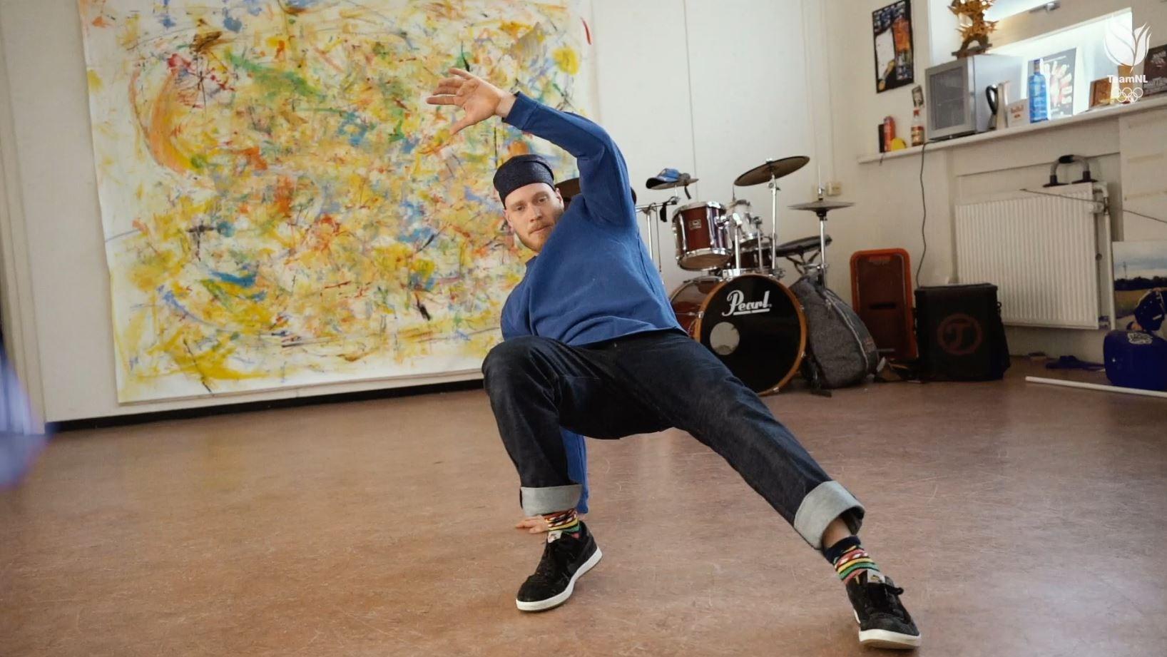 Menno van Gorp en de kunst van uniek blijven in breakdance