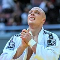 Henk Grol blijft na Tokio strijden in eigen sportschool