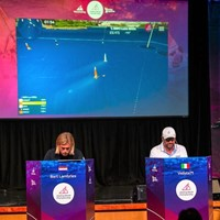 Bart Lambriex haalde WK-finale eSailing op Bermuda