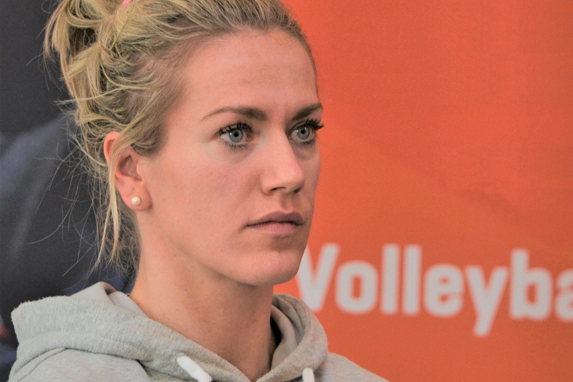 Maret Balkestein-Grothues, de brug tussen het team en de coach