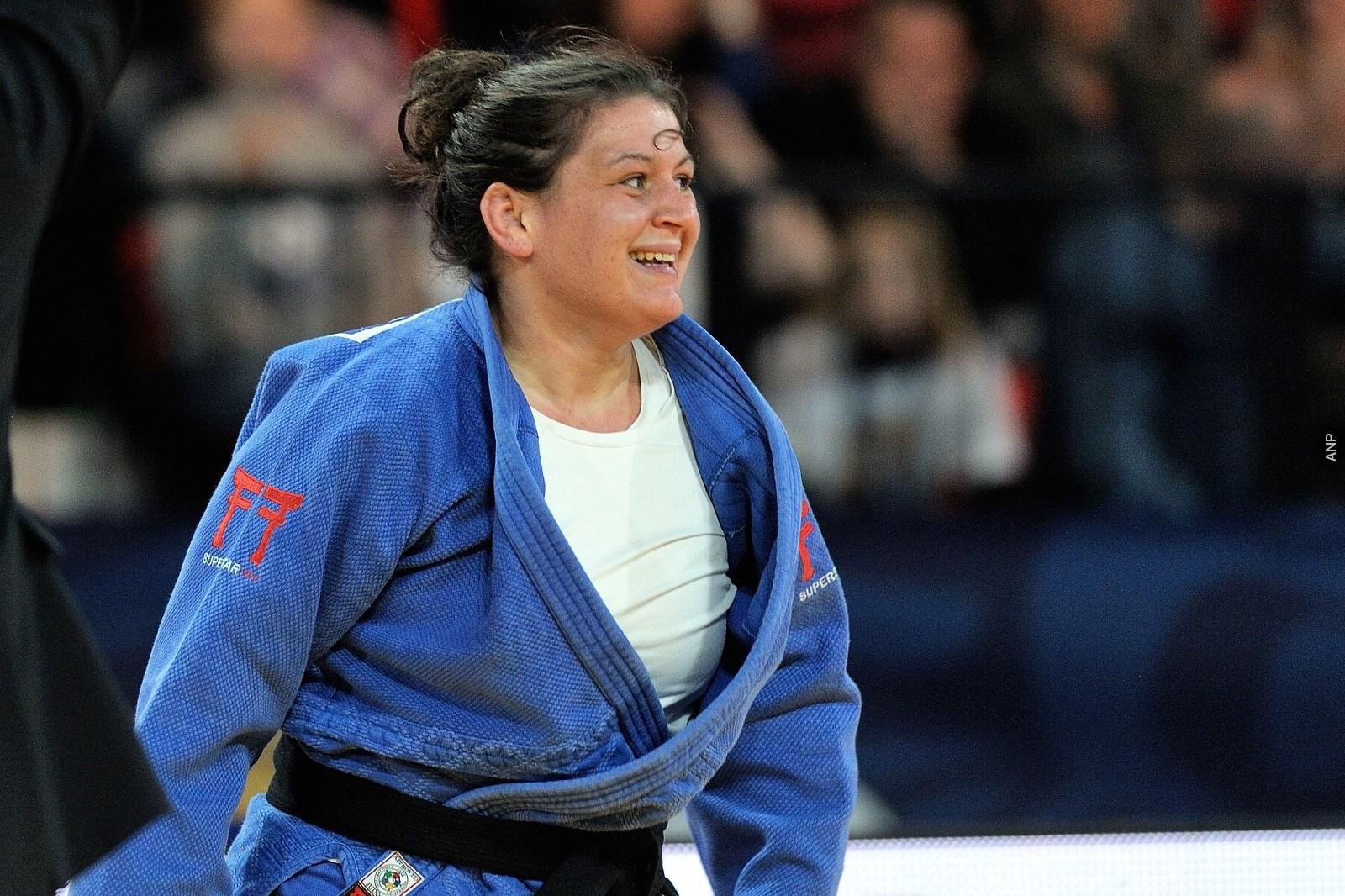 Judoka Ilona Lucassen overleden