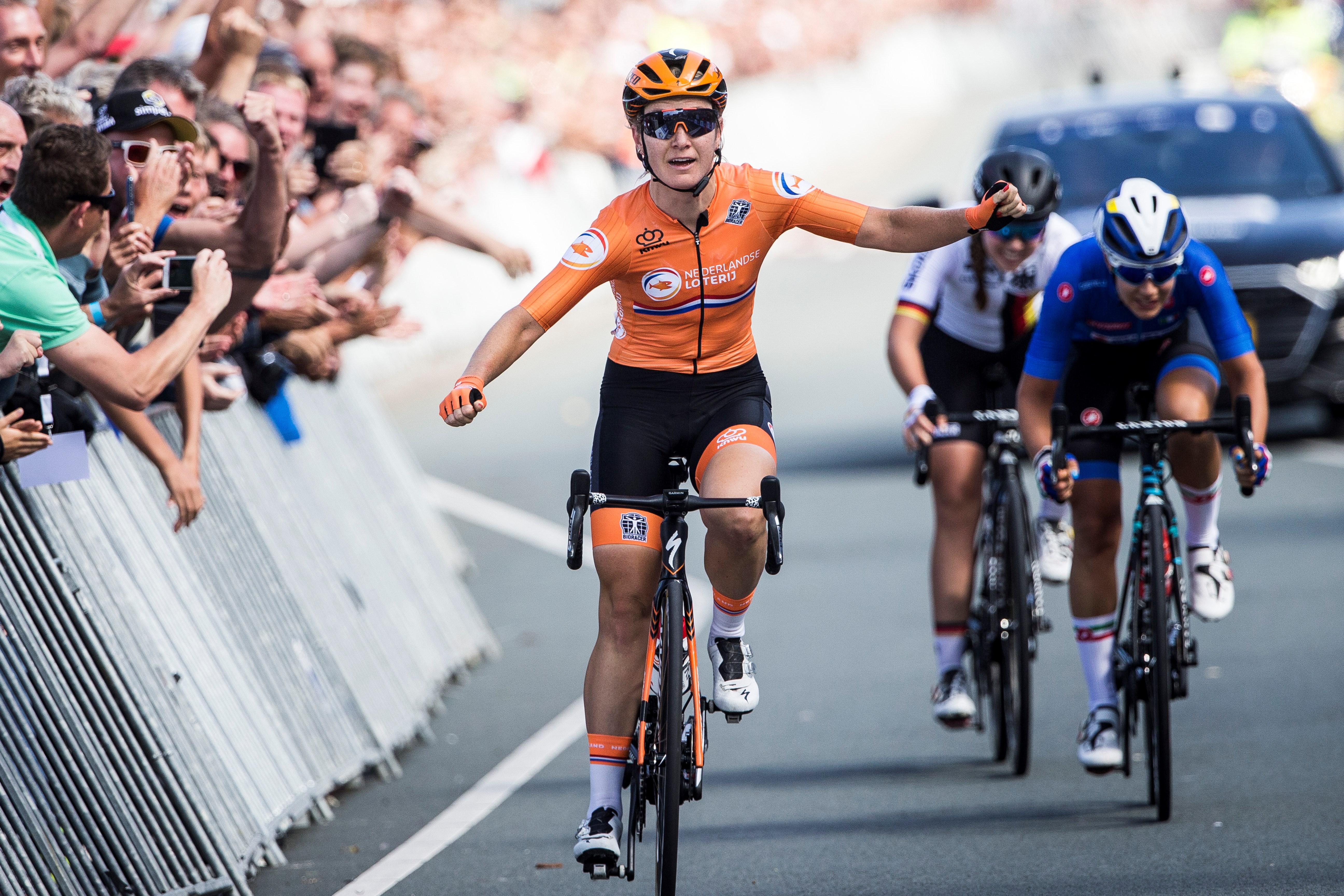 TeamNL-update: EK wielrennen in augustus op agenda