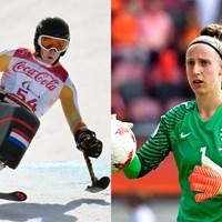 Sari van Veenendaal en Jeroen Kampschreur over de organisatie van een topsportleven
