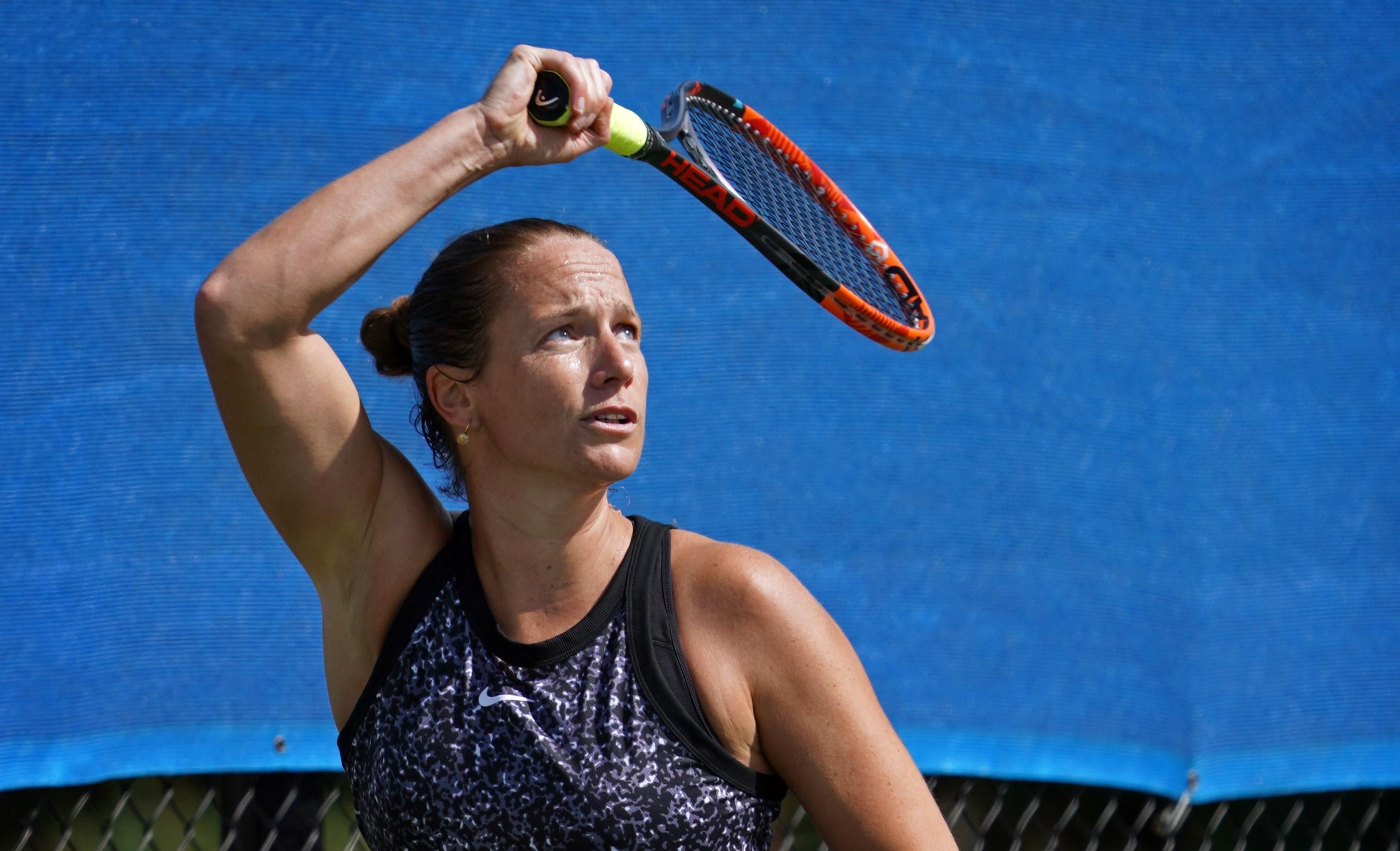 Het tweede tennisleven van Jiske Griffioen: het gaat niet om winnen, het gaat om gevoel
