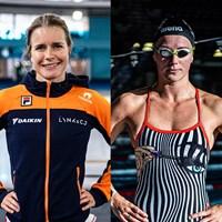 Onterecht beschuldigd van doping: lotgenoten Yara van Kerkhof en Kira Toussaint