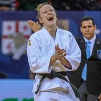 Geke van den Berg heeft balans gevonden tussen judo en mondzorg