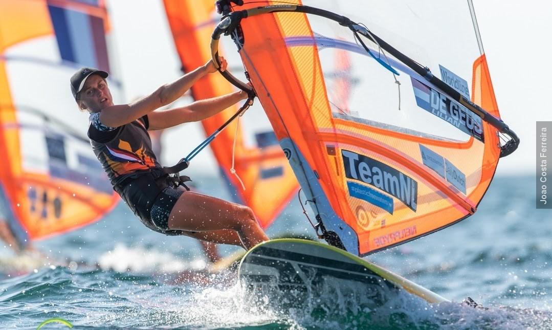 TeamNL-update: Kiran Badloe stijgt, Lilian de Geus daalt op EK RS:X