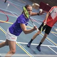 Hoe badmintonster Selena Piek een burn-out versloeg