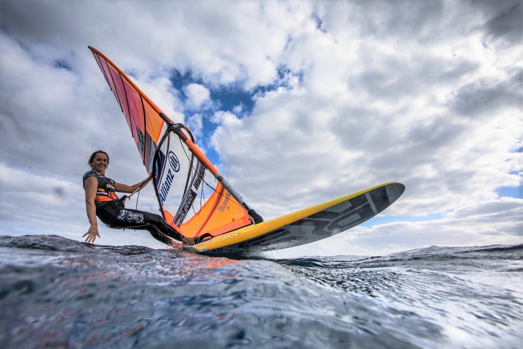 EK voor windsurfers belangrijke graadmeter op weg naar Tokio