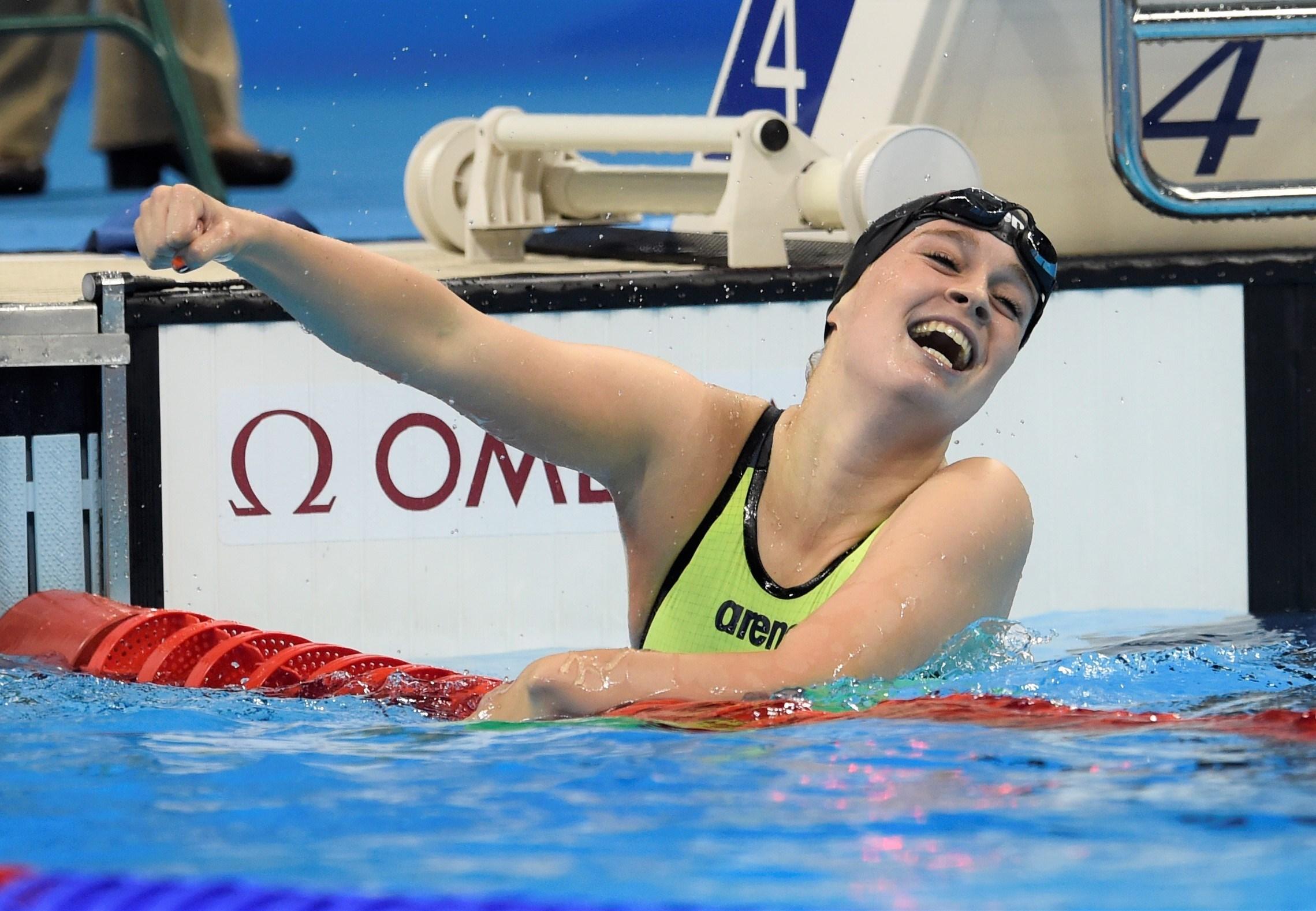 """Lisa Kruger: """"Door die paralympische medaille ben ik een opener mens geworden"""""""