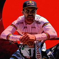 BMX'er Twan van Gendt laat zich niet gek maken door blessureleed