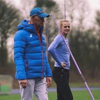 Hoe Anouk Vetter samen met haar vader haar topsportleven beleeft