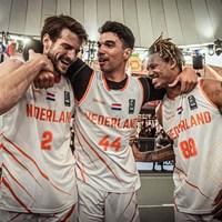 3x3-basketballers grijpen ticket voor Olympische Spelen