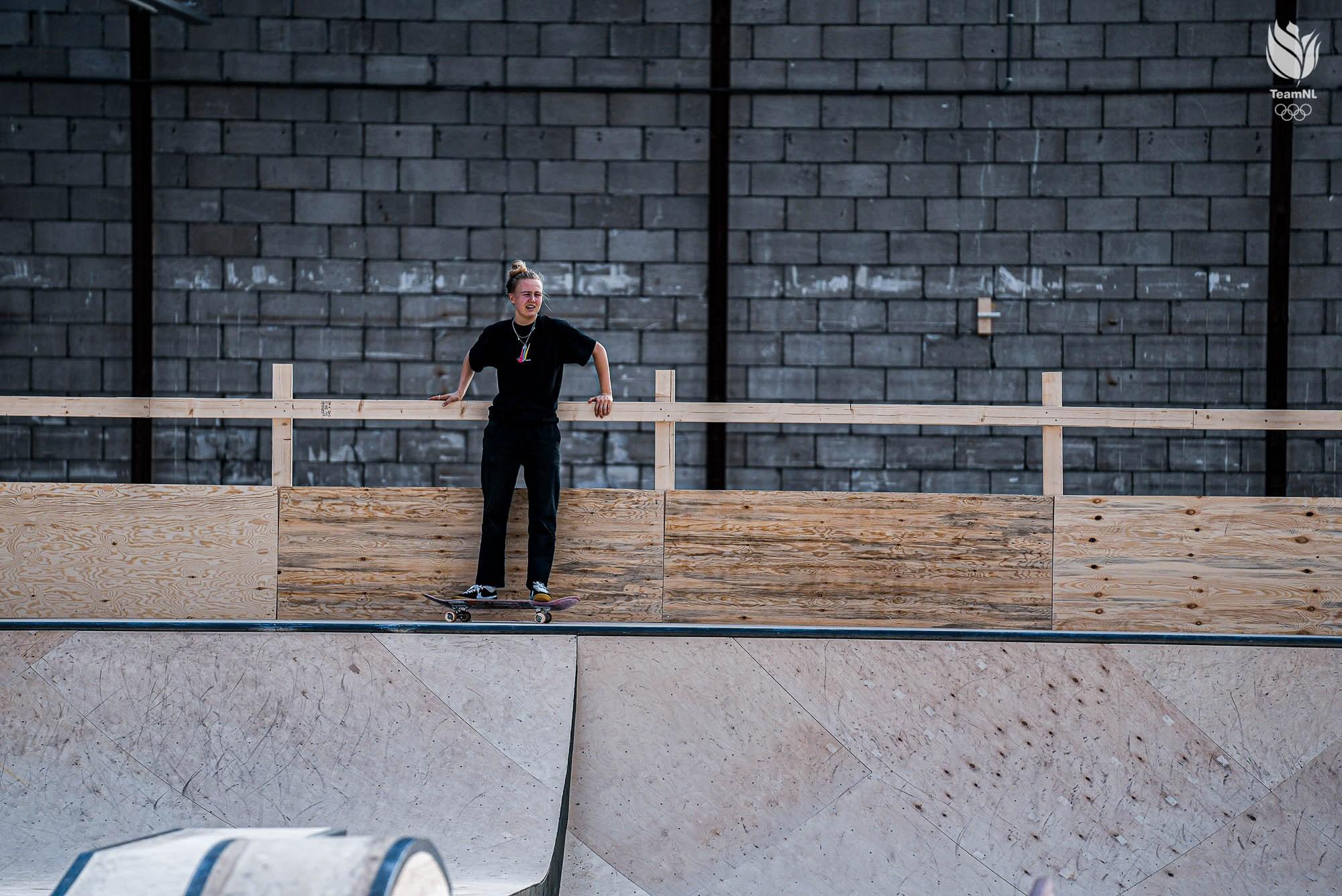 Een dag op pad met skateboardster Keet Oldenbeuving