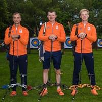 Vier handboogsporters voor TeamNL naar Tokio