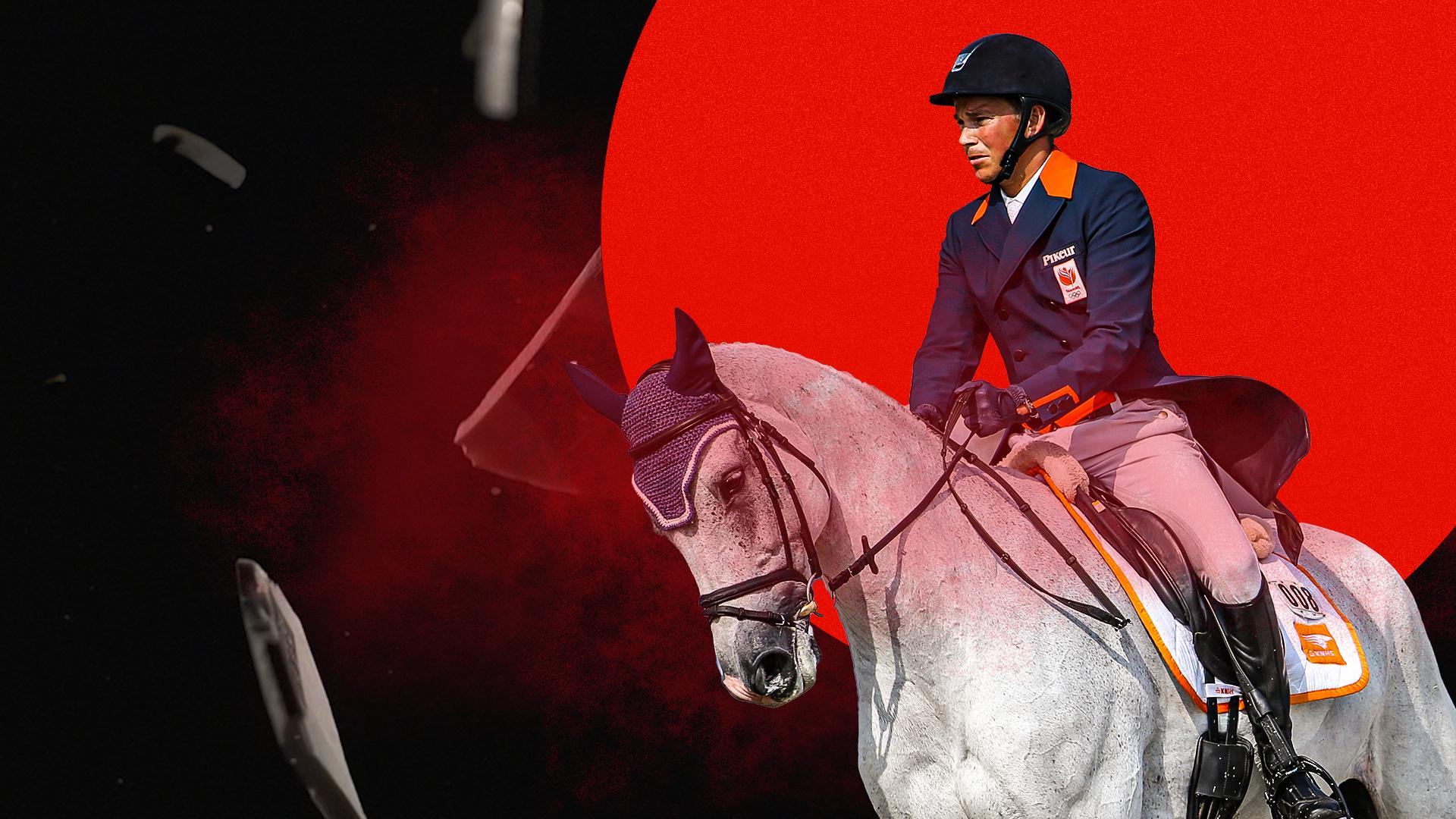 Wat als je paard vlak voor de Olympische Spelen overlijdt?