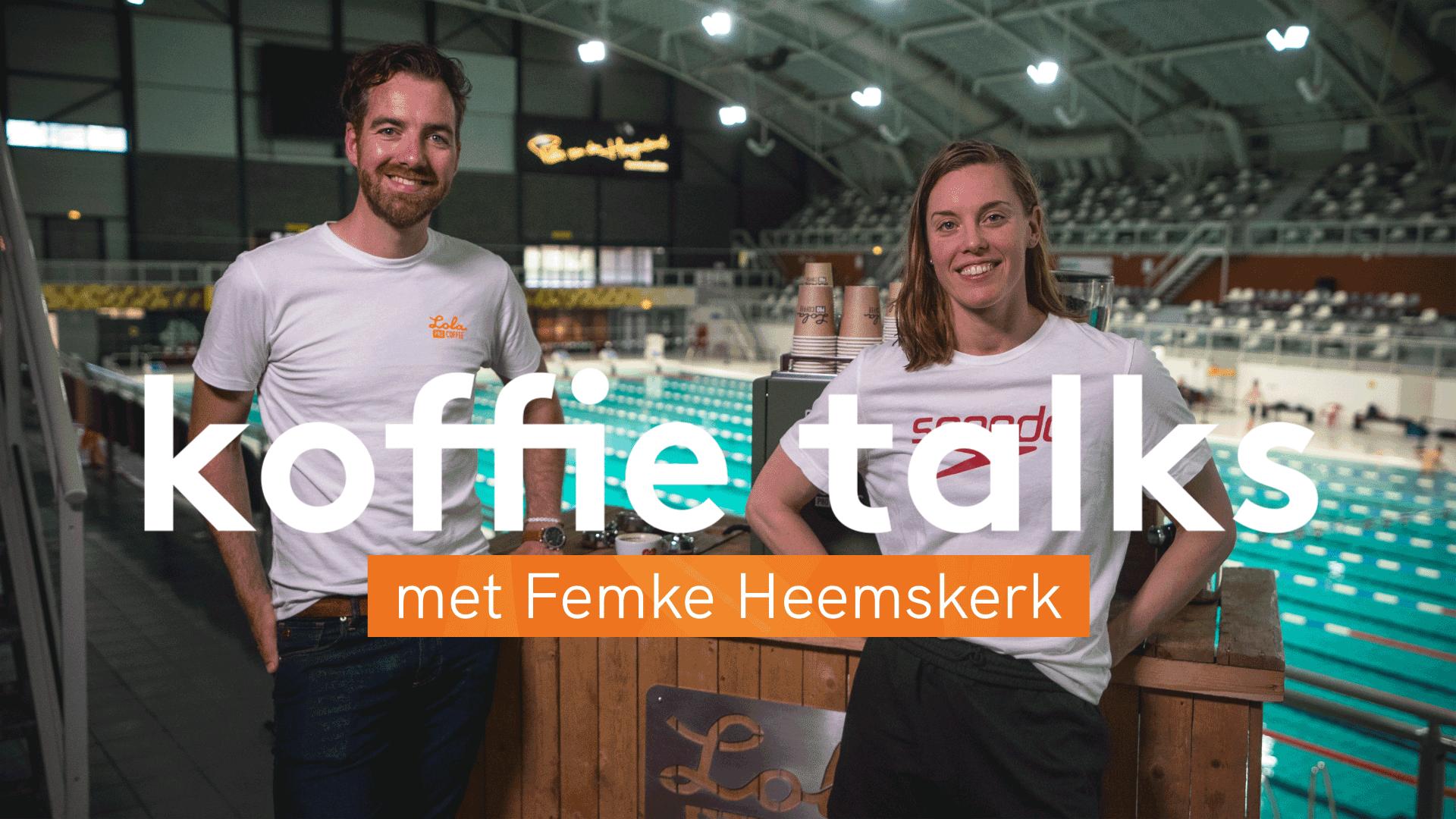 Een eerste individuele olympische finale voor Femke Heemskerk?