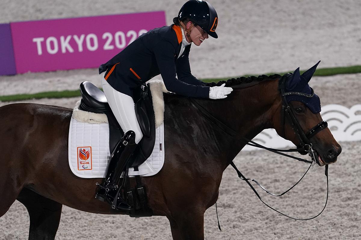 Liveblog Paralympische Spelen: Brons voor Rixt van der Horst en Findsley.