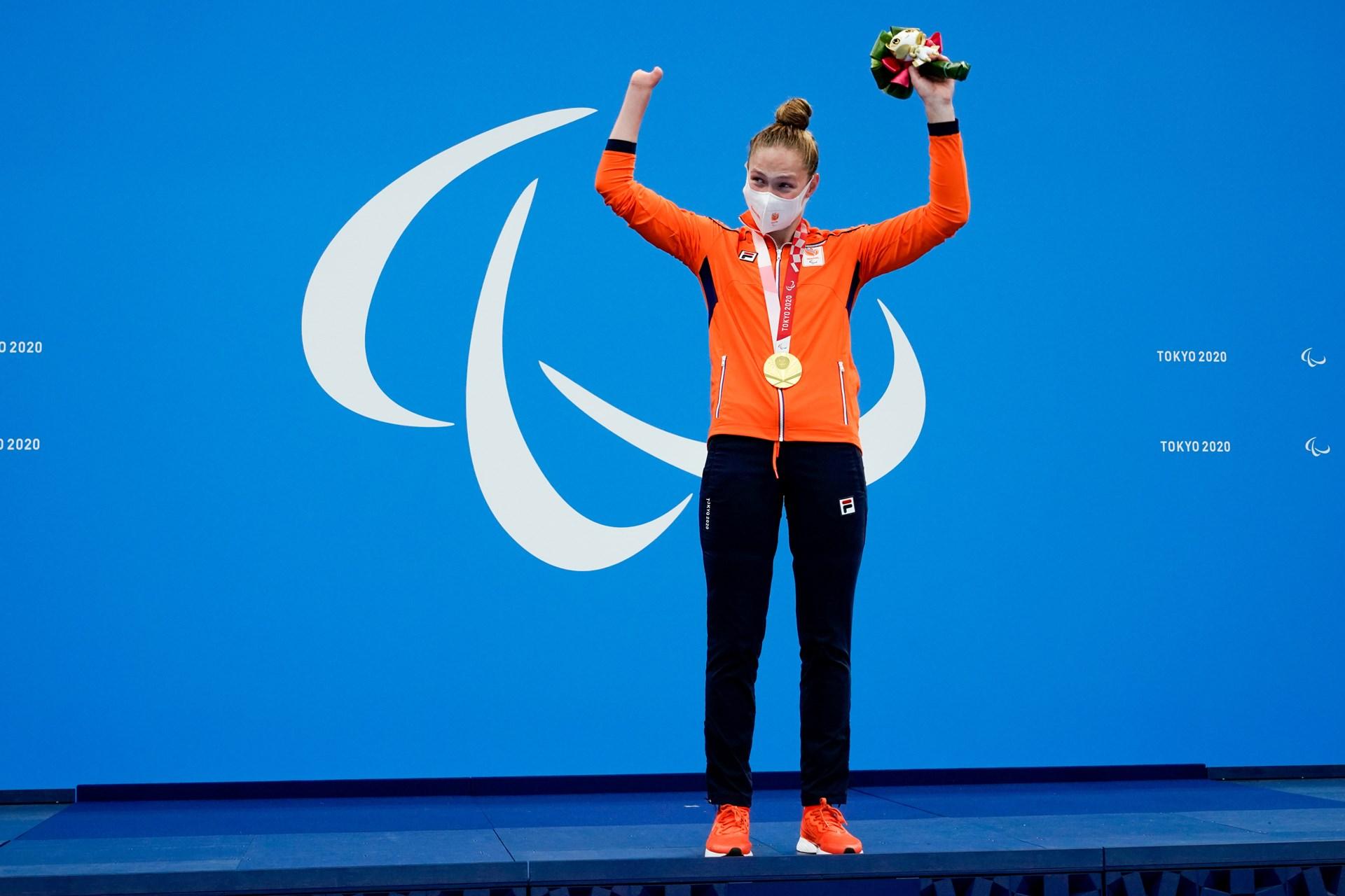 Hoe zijn de Paralympische sporters in klassen verdeeld?