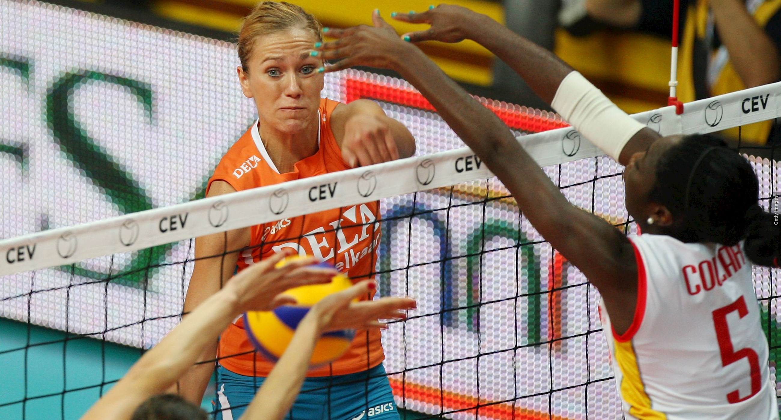 Volleyball Nations League: Nederland-China