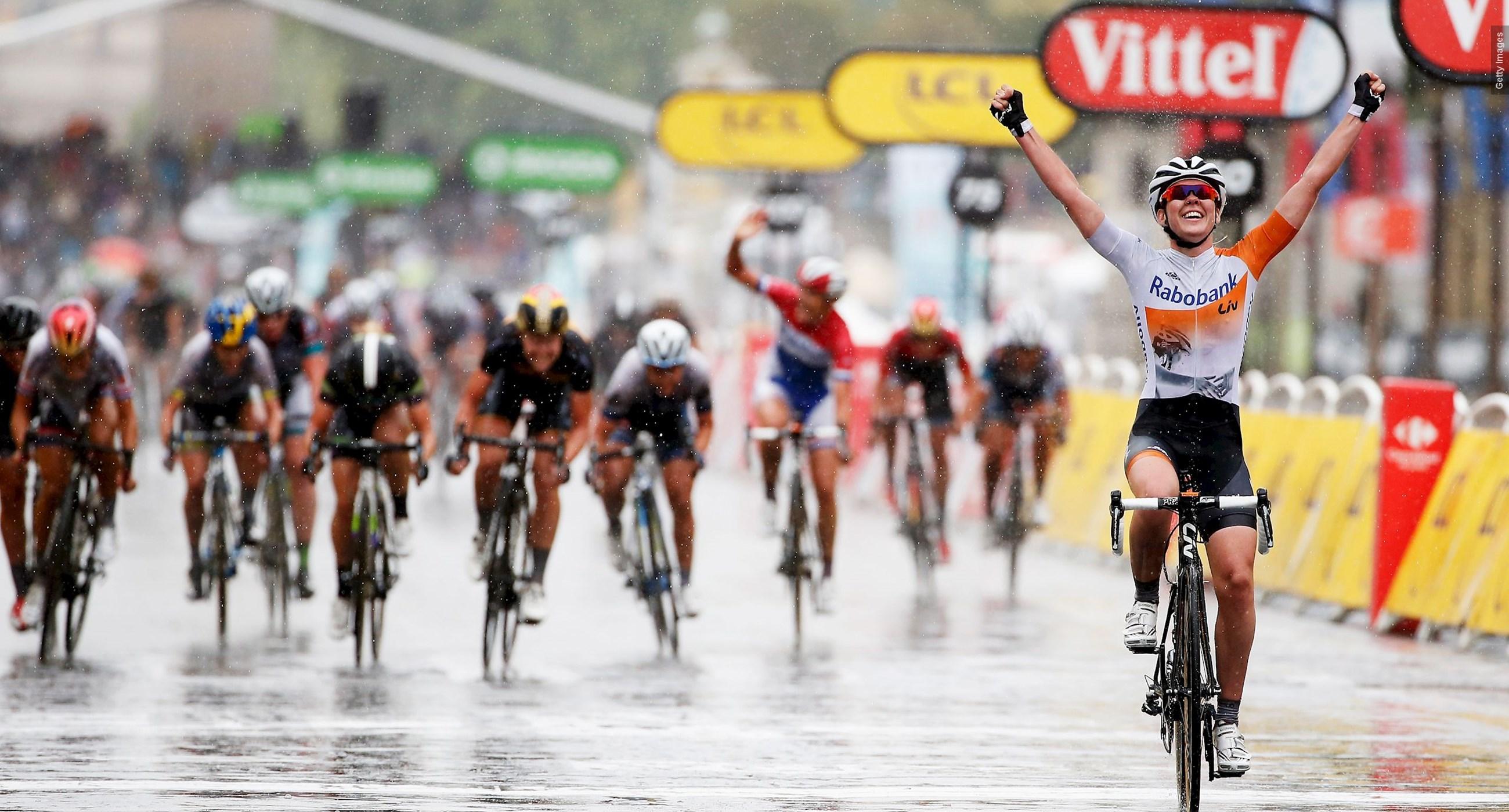 World Tour wielrennen (v): Giro d'Italia Femminile