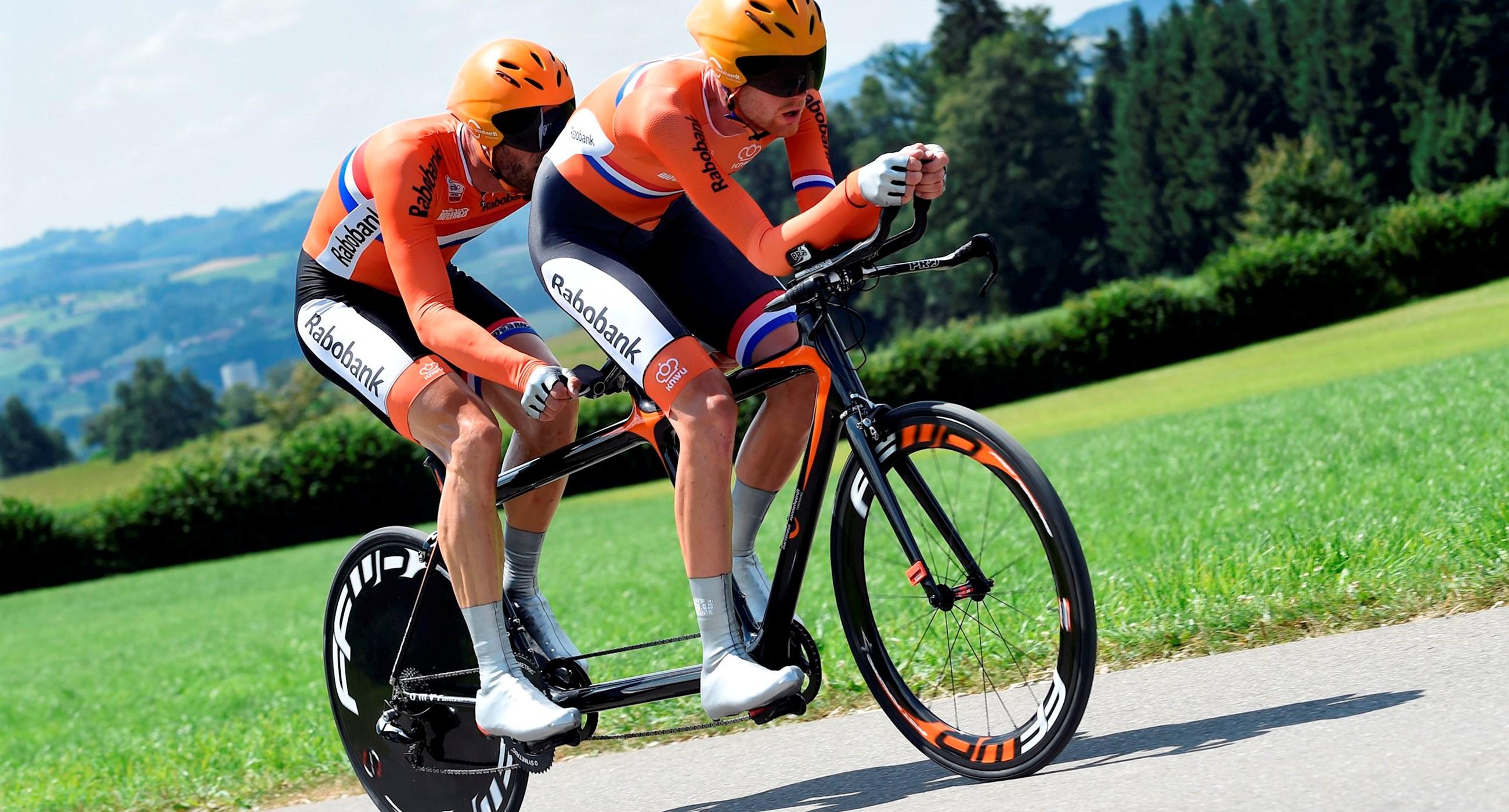 Wereldbeker parawielrennen, Emmen