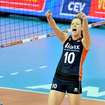 Final Six VNL: China-Nederland