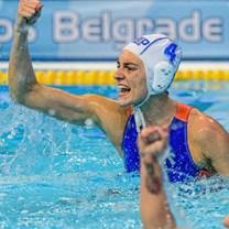 Waterpolo World League Spanje-Nederland