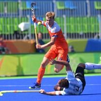 Hockey Champions Trophy: Nederland-Argentinië